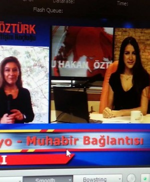 Medya Spiker Koçu Hakan Öztürk